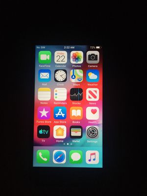 iPhone s6 perfect condition luck new unlocked for Sale in Seattle, WA