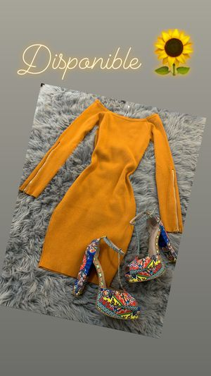 YELLOW DRESS for Sale in Millcreek, UT