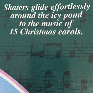 Mr Christmas holiday skaters for Sale in Dundee, FL