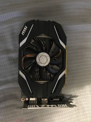 MSI GTX 1060 3gb for Sale in Lighthouse Point, FL