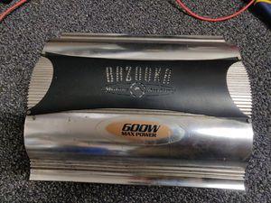 Bazooka car audio amp 600W EL1500. Parts for Sale in Etiwanda, CA