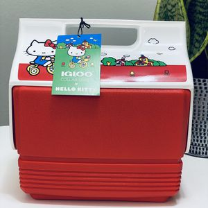 Hello kitty igloo classic playmate mini 4qt cooler New for Sale in Los Alamitos, CA