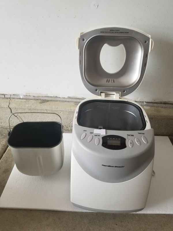 Hamilton Beach 2lb Bread Maker $25