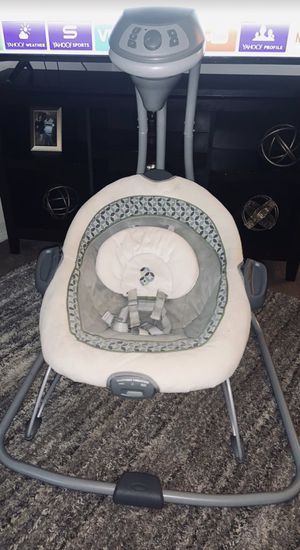 Graco baby swing and bouncer for Sale in Milwaukie, OR