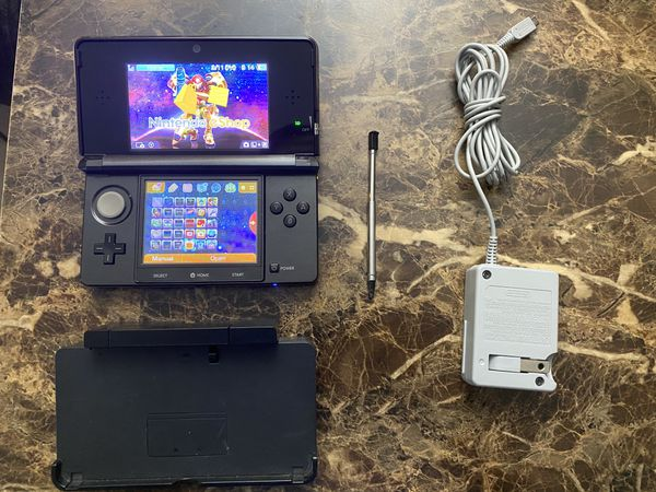 Nintendo 3DS with charger (no games)