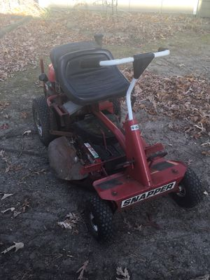 Snapper mower w 875 briggs for Sale in Spring Hill, FL