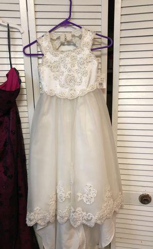 Flower girl dress child's size 5 from David's Bridal for Sale in Midlothian, VA