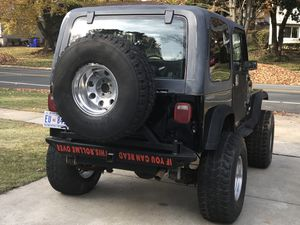 1991 Jeep Wrangler 4x4 Manual for Sale in Rockville, MD