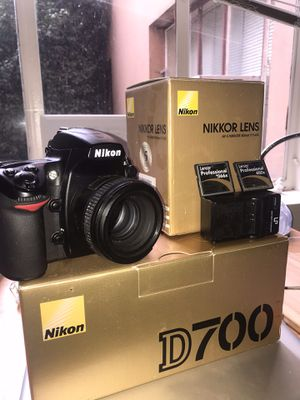 Nikon d700 for Sale in Portland, OR