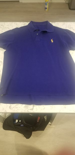 Ralph Lauren Purple Label Royal Blue shirt for Sale in Forest Heights, MD