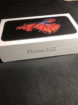 iPhone 6s Space Grey 32gb Straight talk/ total wireless (Brand New) for Sale in Santa Maria, CA