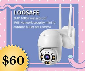 Full motion security camera for Sale in Pumpkin Center, CA