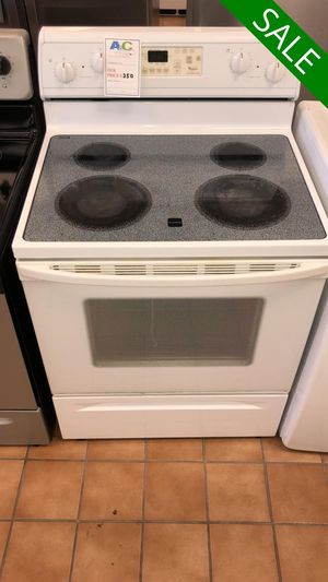 FREE DELIVERY!! Whirlpool CONTACT TODAY! Electric Stove Oven 5.8 cu ft #1492 for Sale in Fort Washington, MD