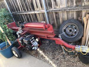 Log splitter for Sale in Lodi, CA