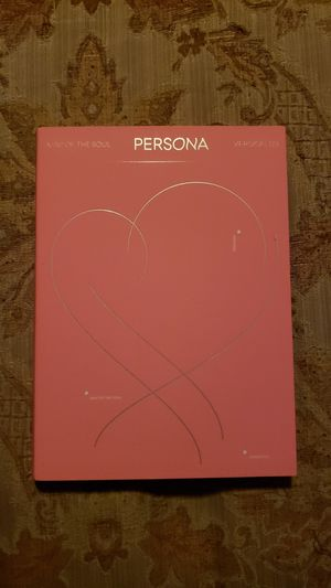 BTS Map Of The Soul: Persona, Photo Album Version 3 for Sale in Gresham, OR