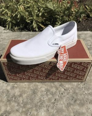 Vans slip on ( Mens 4, 9, 10.5, 11 / Women's 5.5, 10.5 ) ONLY ! for Sale in Anaheim, CA