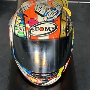 Suomy Gambler Motorcycle Helmet for Sale in Clovis, CA