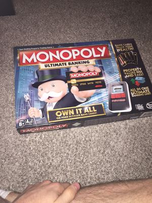 Monopoly banking for Sale in Cape May, NJ