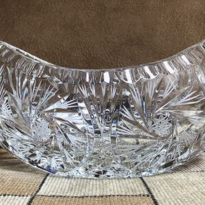 Beautiful Crystal Bowl - Excellent Condition! for Sale in Brooklyn, NY