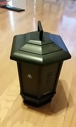 AR Bluetooth speaker with bass boost for Sale in Dacula, GA