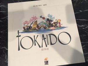 Tokaido Board Game for Sale in Monterey Park, CA