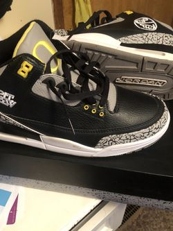 "Retro Air Jordan 4's ""Oregon Duck"" for Sale in Murfreesboro,  TN"