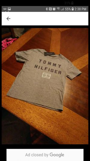 Boys Tommy Hilfiger shirt size 5 NEW for Sale in Waterford, PA