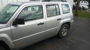 2008 jeep patriot for Sale in UPPER ARLNGTN, OH