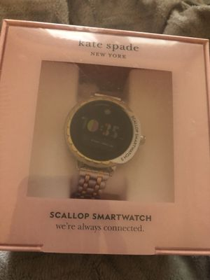 Kate spade smart watch for Sale in New York, NY