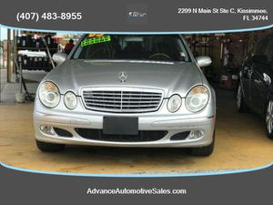 2005 Mercedes-Benz E-Class for Sale in Kissimmee, FL