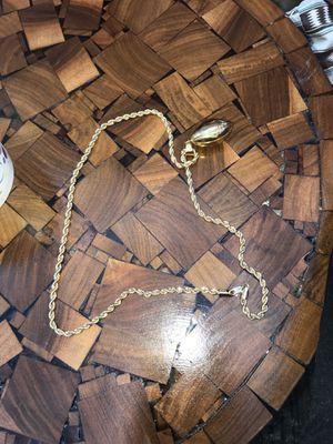Gold chain for Sale in Richmond, VA