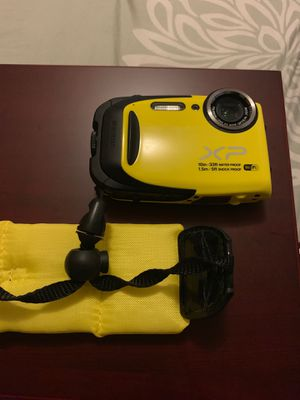 Fuji film water proof camera for Sale in Newark, NJ