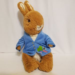 "Beatrix Potter Peter Rabbit Plush Stuffed Animal 13"" for Sale in Brookfield, IL"