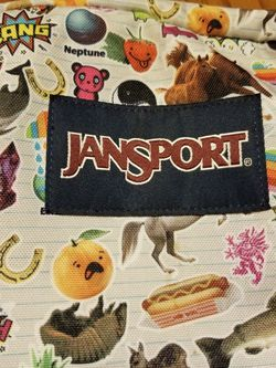 Jansport Backpack really Good Used Conditions No Flaws Authentic for Sale in Katy,  TX