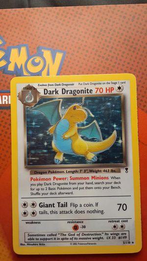 Pokemon card Dark Dragonite holo for Sale in Orange, CA