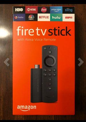 Alexa echo dot & Fire tv stick with alexa remote for Sale in Newton, KS