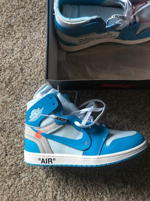 Air Jordan Jordan 1 Retro High UNC Mens 'Off White for Sale in Redmond, WA