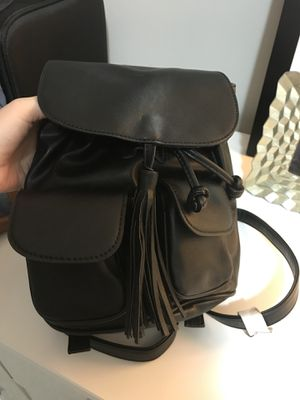 NEW WITH TAGS LEATHER MINI BACKPACK for Sale in Silver Spring, MD