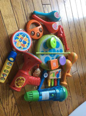 Kids music toys for Sale in Manassas, VA