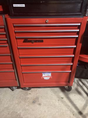 Snap on tool box for Sale in Burlington, NJ