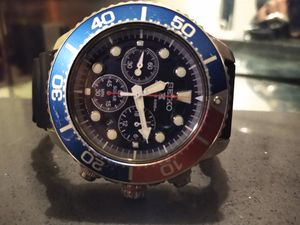 Seiko navy diver solar for Sale in Bartlesville, OK