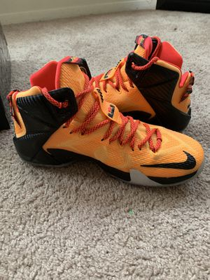 Nike Lebron (2 pair of shoes for the price of one!) for Sale in Atlanta, GA