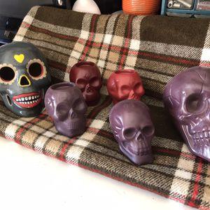 Misc Skull Decor for Sale in Henderson, NV