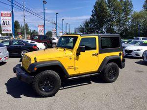 2011 Jeep Wrangler for Sale in Lynnwood, WA