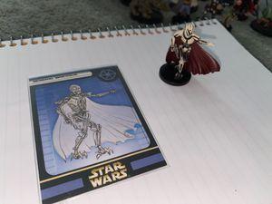 General Grievous Star Wars mini for Sale in Roseville, CA