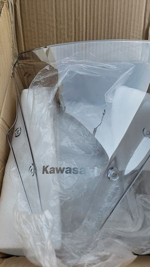 2018 kawasaki 650 ninja motorcycle Windshield for Sale in Visalia, CA