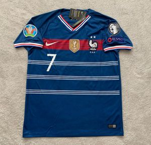 Antoine Griezmann France National Soccer Team New Men's Euro 2020 Blue Soccer Jersey - Size Medium for Sale in Chicago, IL