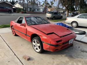 1988 Mazda rx7 rolling shell for Sale in Santee, CA