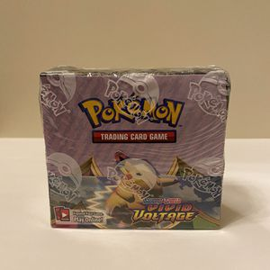 Pokemon Vivid Voltage Booster Box Sealed for Sale in Montgomery, NJ