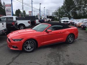 2017 Ford Mustang for Sale in Everett, WA